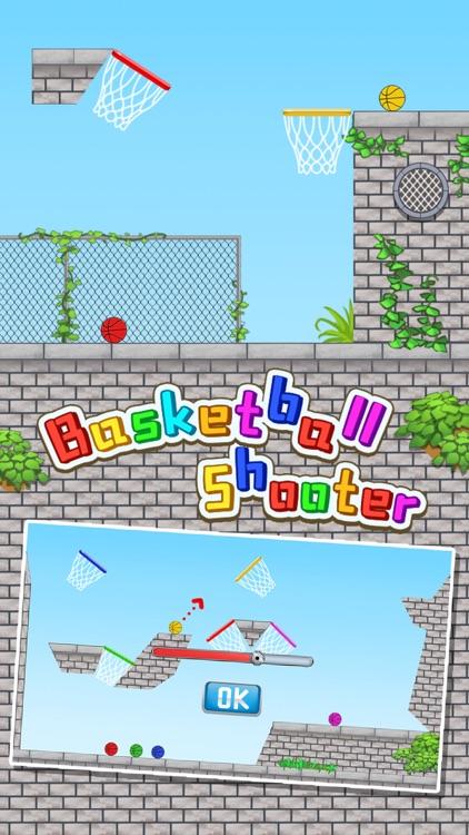 Basketball shooting Mania screenshot-6