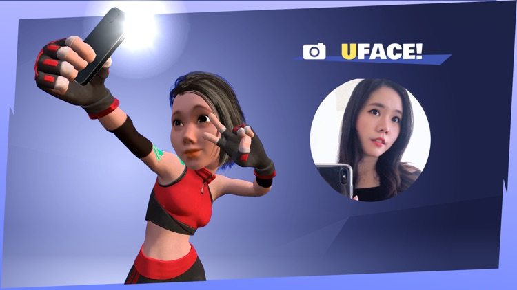uFighter: 3D PvP Fighting Game screenshot-0