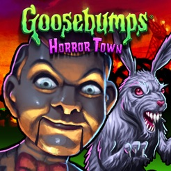Goosebumps: Horror-Stadt