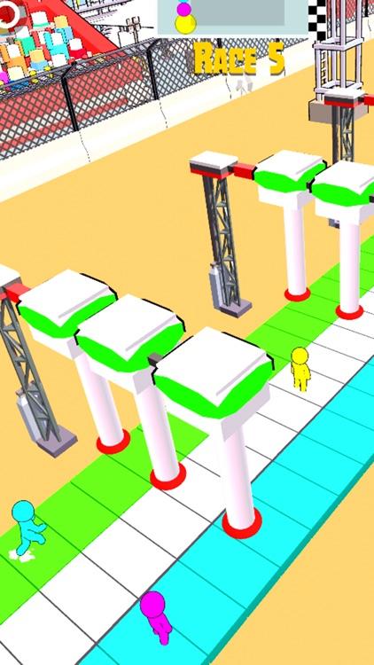 Stickman Race 3D screenshot-6