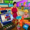 超市杂货店购物游戏3D