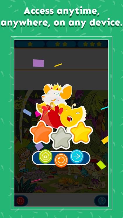 Hidden Pictures Puzzle Play screenshot-7