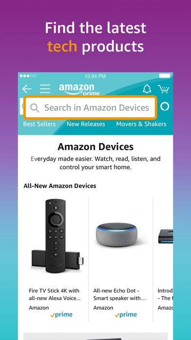 Screenshot for Amazon - Shopping made easy in Taiwan App Store