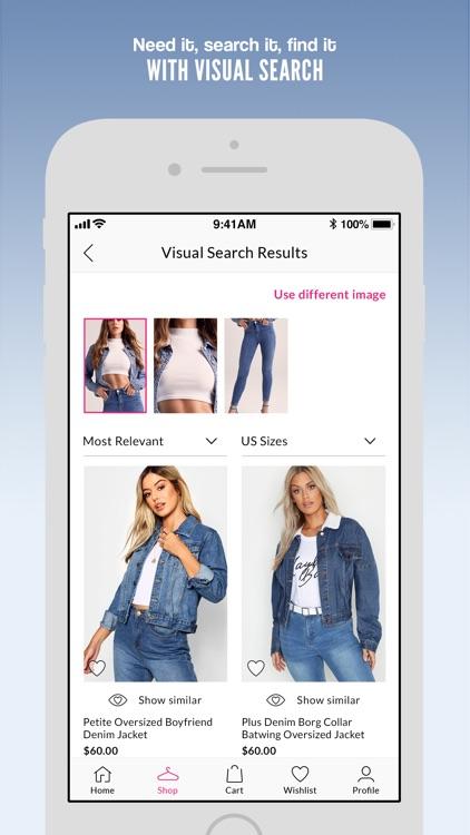 boohoo – Clothing & Fashion screenshot-4