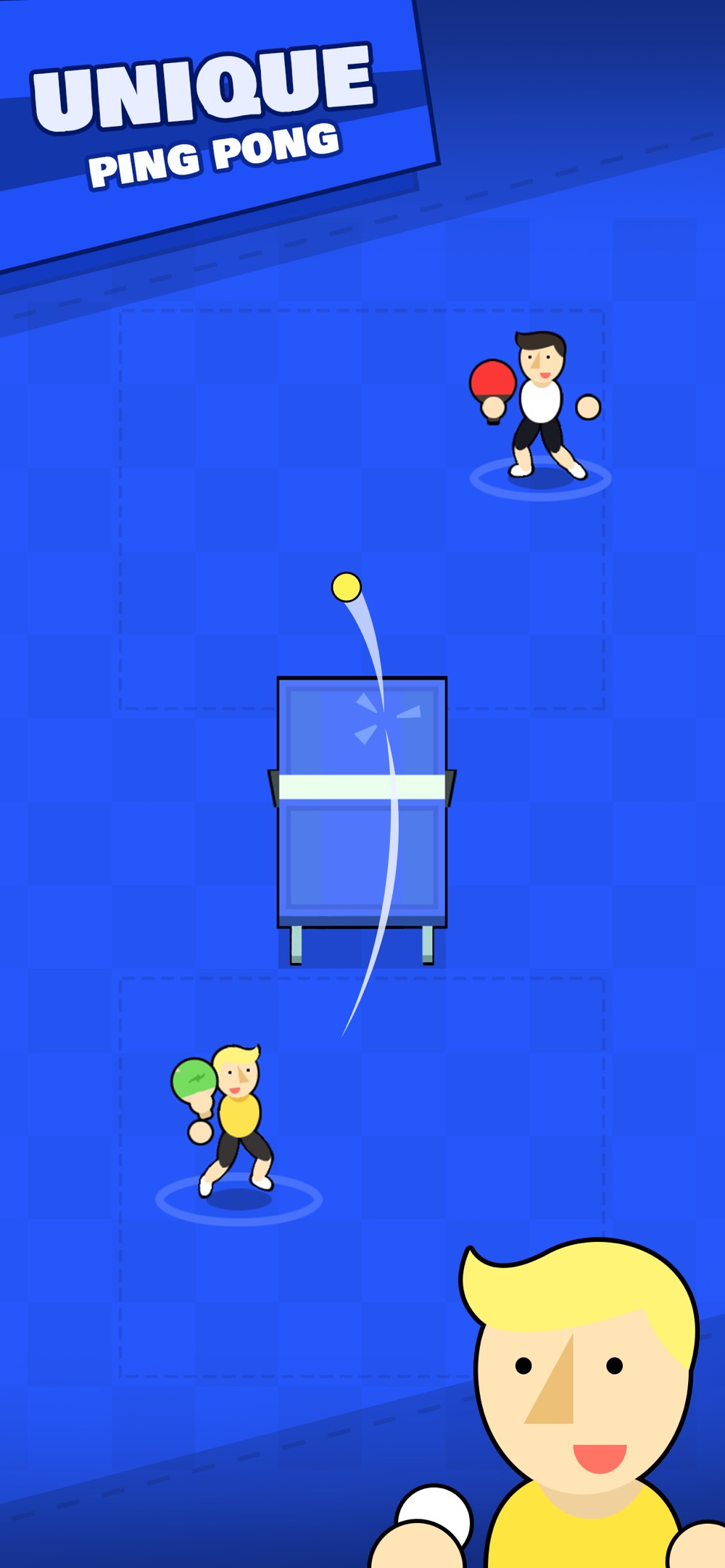 Pongfinity – Ping Pong