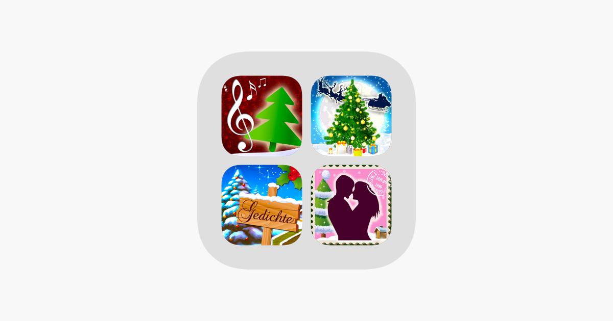 Weihnachten Paket Bundle Märchen Weihnachtsgedichte Weihnachtslieder Festgrüße