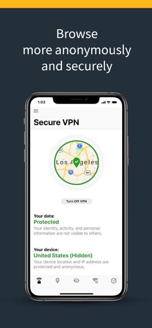 Norton Secure VPN - WiFi Proxy on the App Store