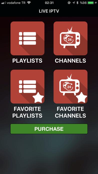 Tải về Live IP TV - M3U Stream Player cho Pc