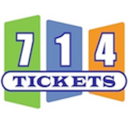 714 Tickets Mobile