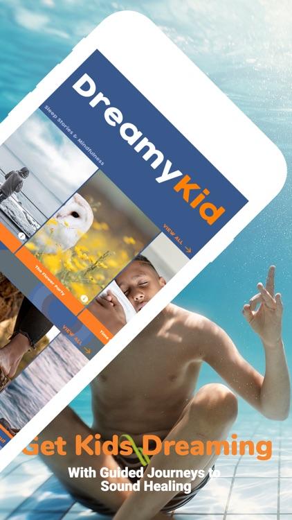 DreamyKid Meditation App screenshot-8
