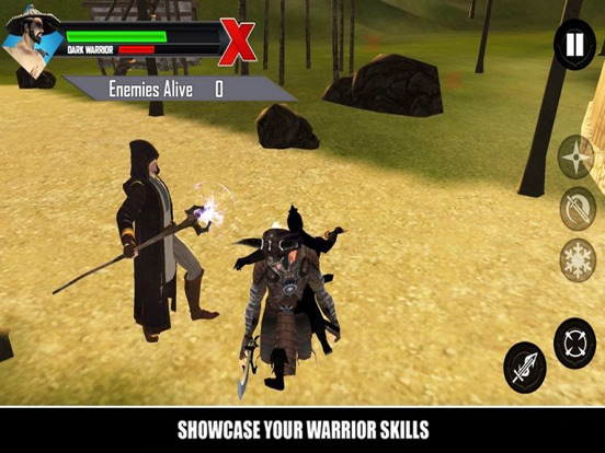 Ninja Assassin: Enemy Fighting screenshot 6