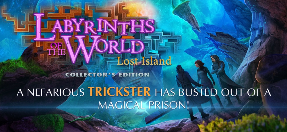 Labyrinths of World: Island Cheat Codes