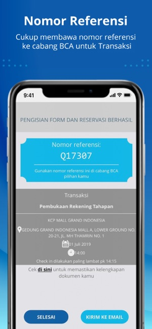 Ebranch Bca Di App Store