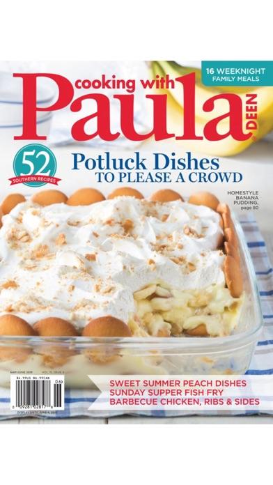 Cooking With Paula Deen review screenshots