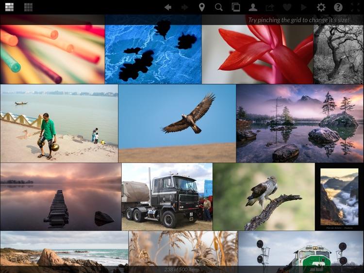 Galleryr for Flickr