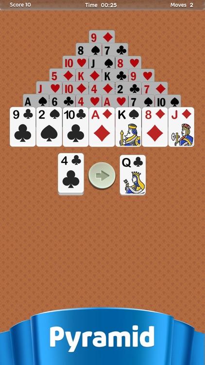 Magic Solitaire - Card Games screenshot-4