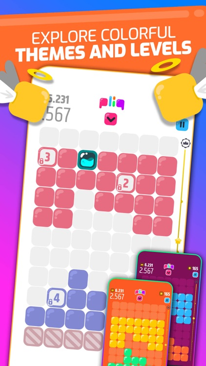 pliq: A Marvelous Puzzle Game screenshot-0