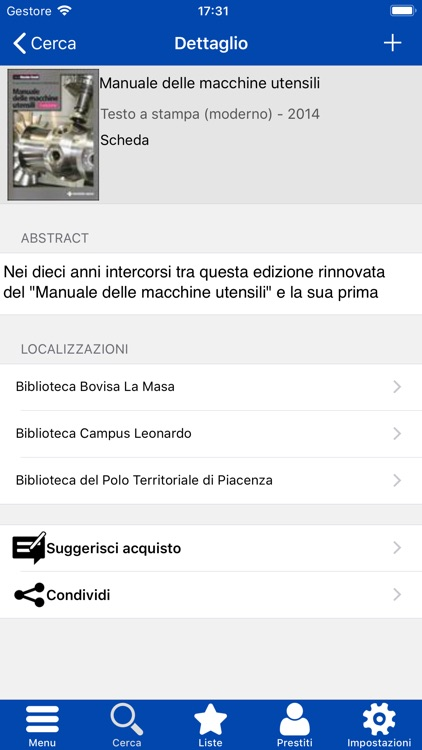 Polimi Library