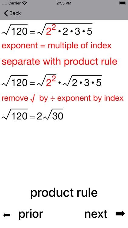 20/20 Radical Simplification screenshot-7