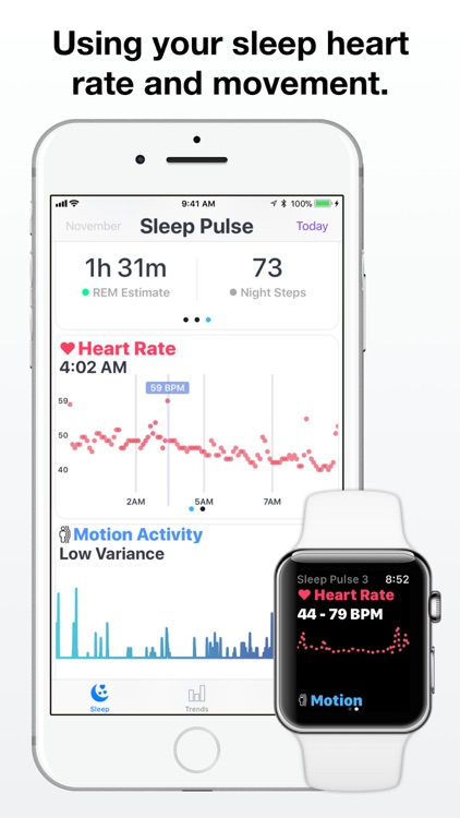 Sleep Tracker for Watch