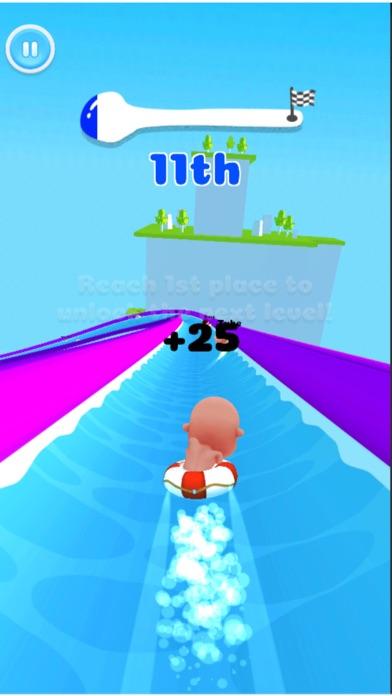 Aquapark Fun Race :3D slide io