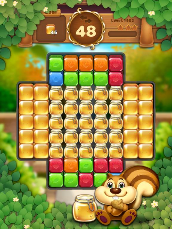 Jewels Garden : Blast Puzzle screenshot 8