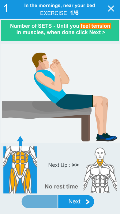 Daily Workout (365 Day Fitness