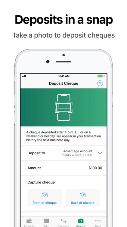 Manulife Bank Mobile screenshot-4