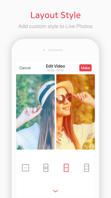 intoLive Pro Screenshots