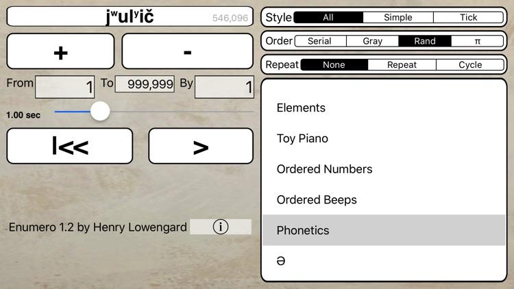 Enumero screenshot-4