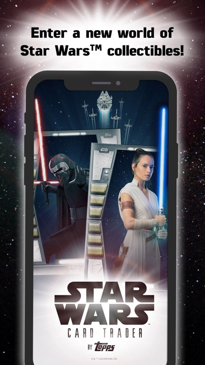 Star Wars Card Trader by Topps screenshot-0