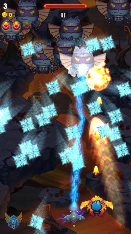 Sky Champ: Monster Attack