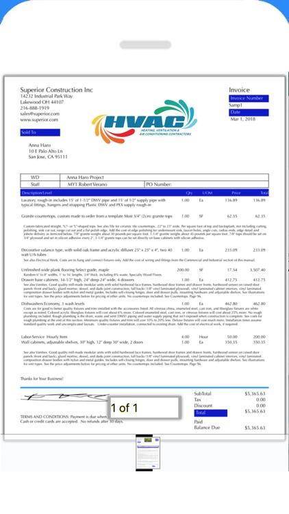 Service Tech Work Orders Plus screenshot-6