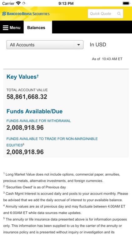 Banco Do Brasil Securities LLC screenshot-3