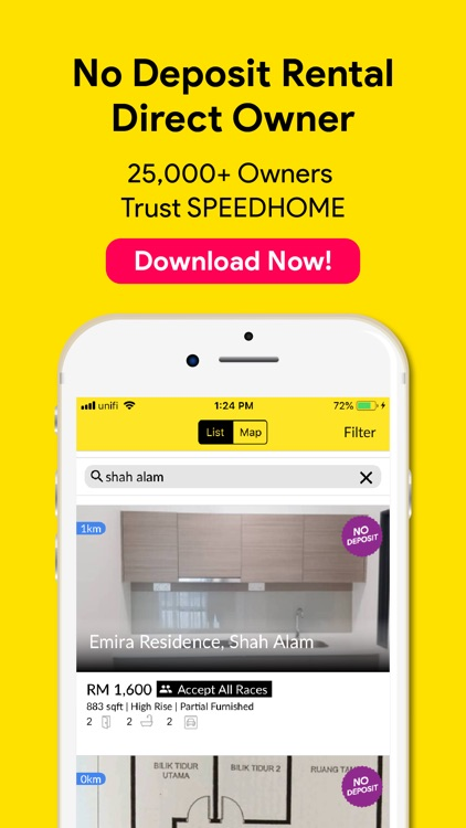 Speedhome - Property Rental