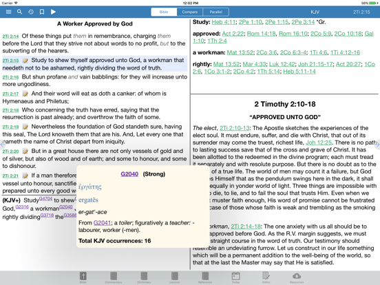 e-Sword HD: Bible Study to Goのおすすめ画像1