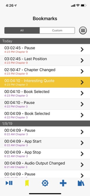 Bookmobile Audiobook Player on the App Store