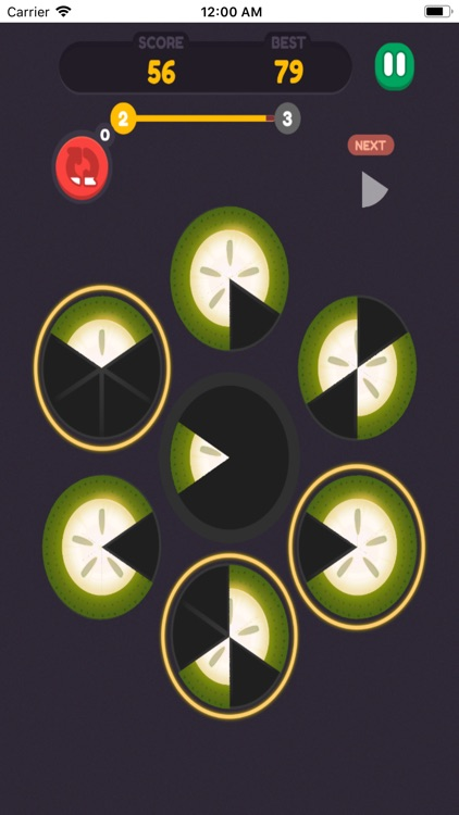 Slices Fruits
