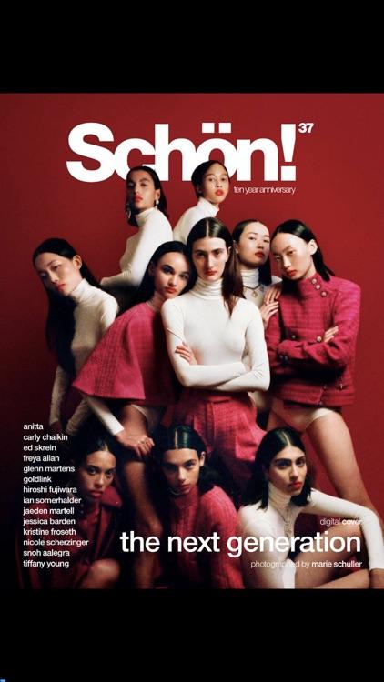 Schön! Magazine screenshot-4