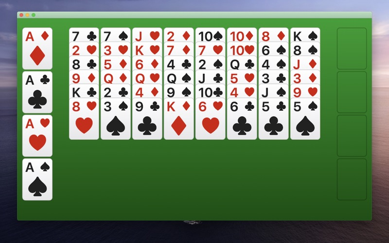 FreeCell (Simple & Classic) for Mac