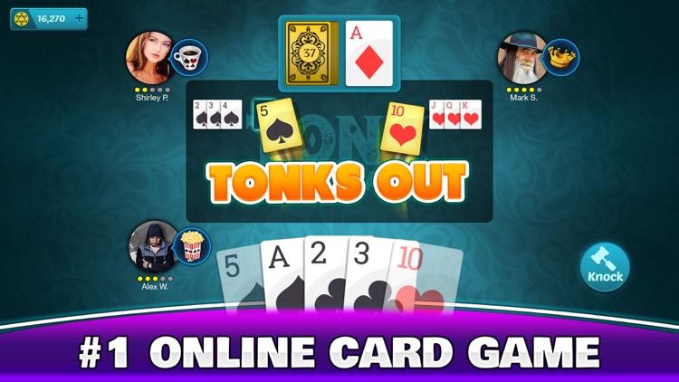 Tonk Online - Rummy Card Game! screenshot-0