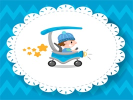The BabyAndToysMS is a small sticker, which are show the 50 Baby And Toys sticker in cartoon