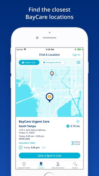 HealthNav: find the right care screenshot-3