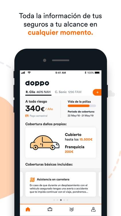 doppo: Seguros de coche online