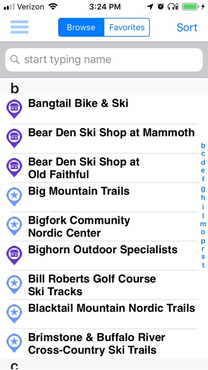 Cross Country Ski Montana screenshot-8