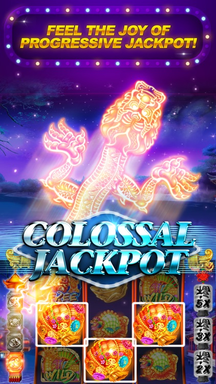 Casino Bay - Slots and Bingo