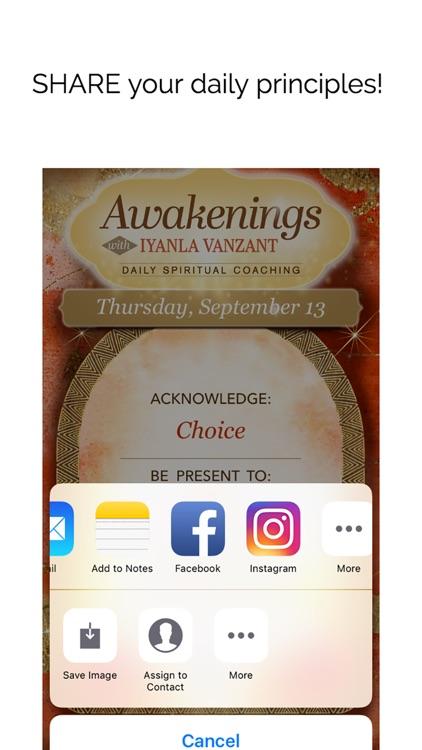 Awakenings with Iyanla Vanzant screenshot-6
