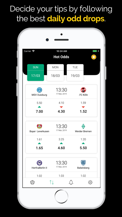 Football Betting Tips - PROBET - by Halftime Media, Inc  - Sports