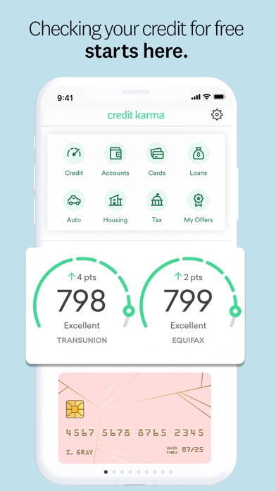 cancel Credit Karma app subscription image 1