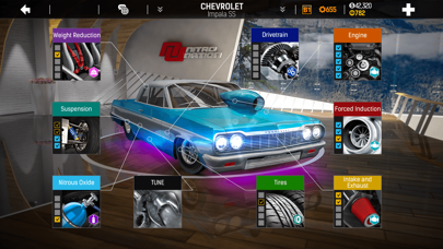 Nitro Nation Drag & Drift free Gold and Cash hack